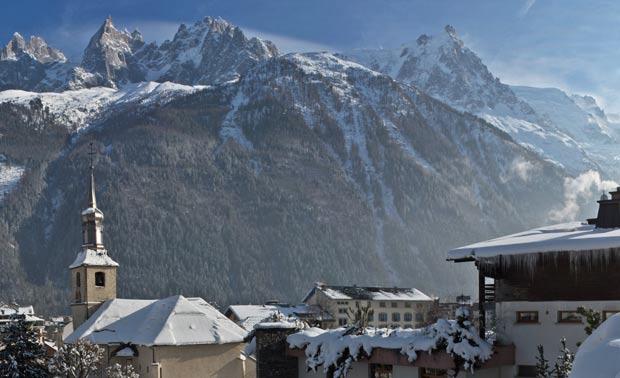 Catégorie Chamonix Mont-Blanc